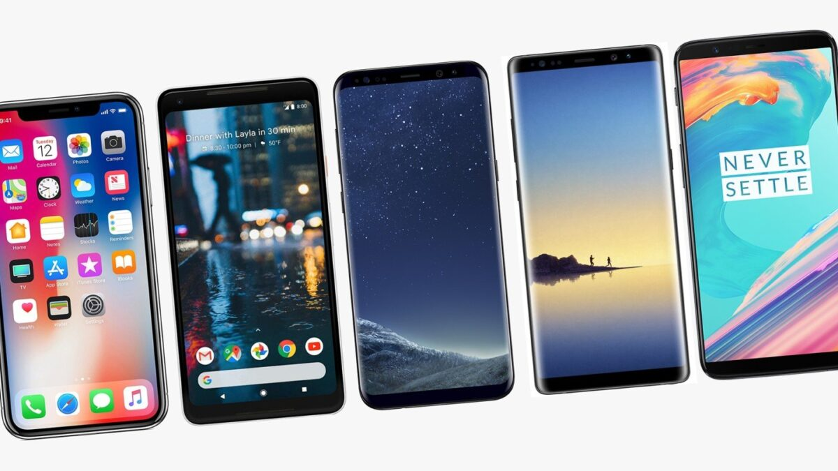 Top 5 Reliable Mobile Phone Brands In India